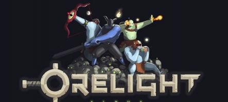 OreLight, un MMORPG entre Diablo et Minecraft