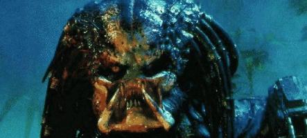 Le Predator fait gicler le sang dans Mortal Kombat X