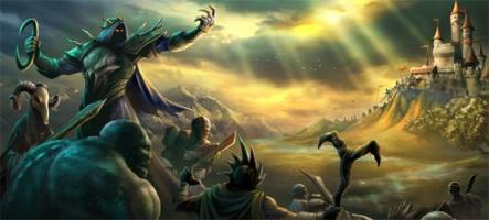 Sorcerer King, un nouveau jeu de rôle pour le 16