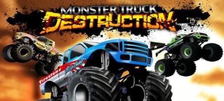 Monster Truck Destruction : Terreur automobile