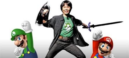 Miyamoto parle de la dématérialisation