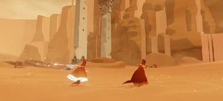Journey fait aussi le schnouff sur PS4