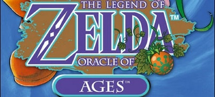 (Manga) The Legend of Zelda : Oracle of Ages