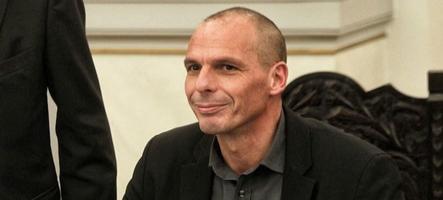 Quand Yanis Varoufakis, l'ex-ministre grec des Finances, travaillait pour Steam...