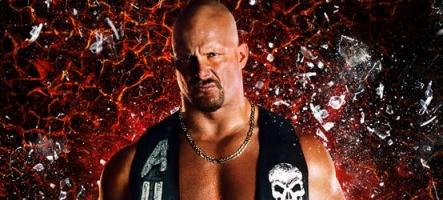 Stone Cold Steve Austin défonce WWE 2K16