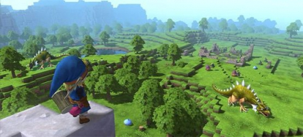 Dragon Quest fait son MineCraft !