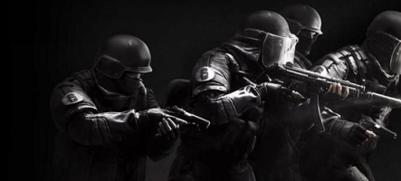 Tom Clancy's Rainbow Six Siege : Le GIGN rentre en scène