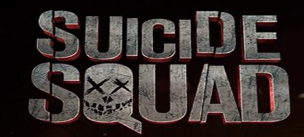 Suicide Squad : les toutes premières images