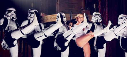 Star Wars : Les photos qui font scandale !