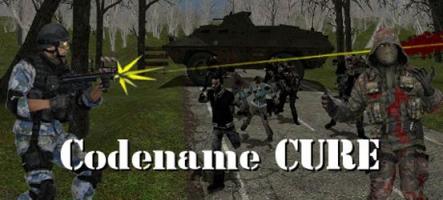 Codename CURE : du zombie, oui, mais gratuit