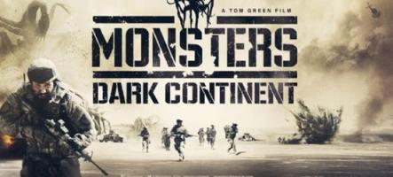 Concours : Gagnez des DVD Monsters Dark Continent
