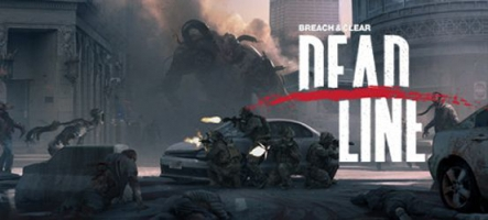 Breach & Clear : DEADline est disponible