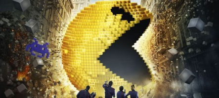 Pixels, la critique du film