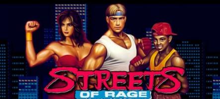 3D Streets of Rage II est disponible sur Nintendo 3DS