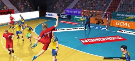 Handball 16 débarque à l'automne prochain