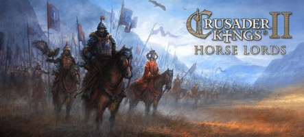 (Test) Crusader Kings II : Horse Lords (PC)