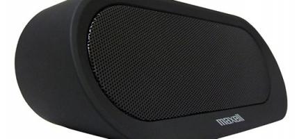 Maxell IKUone : l'enceinte Bluetooth de vos vacances ?