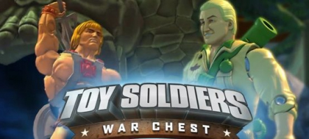 Toy Soldiers : War Chest dès le 11 août sur PC, Xbox One et PS4
