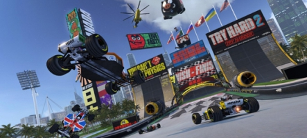 (Gamescom) TrackMania Turbo en réalité virtuelle, ça déchire