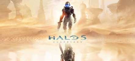 (Gamescom) Halo 5 mettra l'accent sur le jeu en coop
