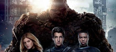 Les 4 Fantastiques, la critique du film