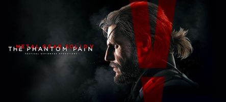MGS5 – Ground Zeroes offert avec une précommande Steam de MGS5 – The Phantom Pain
