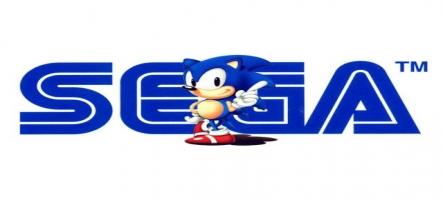 Sega se la joue mystérieuse
