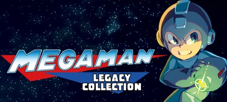 Mega Man Legacy Collection a une date de sortie officielle