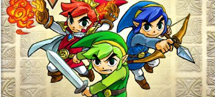 The legend of Zelda : Tri Force Heroes sort en fin d'année