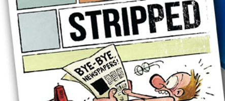 Stripped : le documentaire sur les dessinateurs
