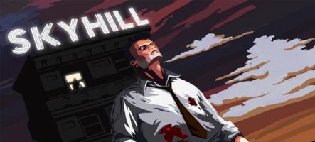 Skyhill : un Comic animé en jeu vidéo