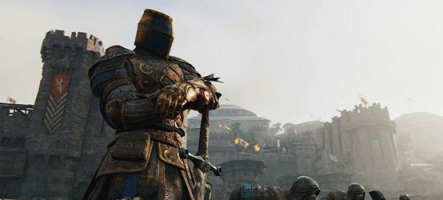 For Honor est un grand champ de bataille
