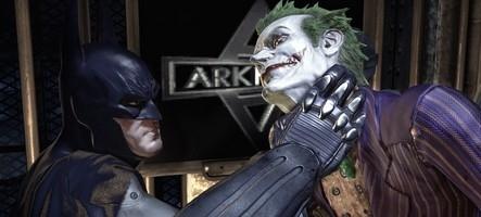 Batman Arkham Asylum retardé sur PC
