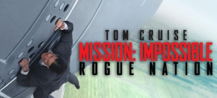 Mission Impossible - Rogue Nation, la critique du film