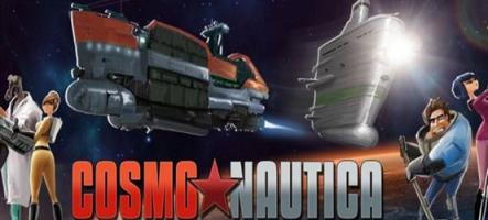 Cosmonautica : Commerce et rigolades dans l'espace