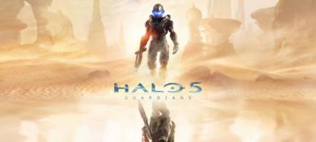 Pas de co-op local pour Halo 5 : Guardians parce que c'est trop dur