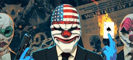 Découvrez (gratuitement) Payday 2 ce week-end sur Steam