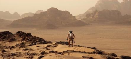 Seul sur Mars : la bande-annonce finale