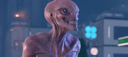 11 minutes de gameplay dans le QG de XCOM 2