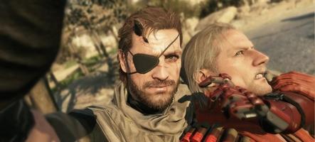 Le Metal Gear Store et le Metal Gear Café ouvrent à Paris pour une durée limitée