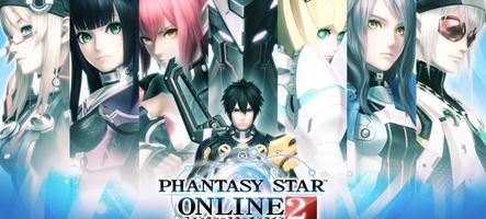 Nous n'aurons pas le droit de toucher à la version PS4 de Phantasy Star Online 2
