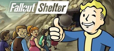 Pourquoi Fallout Shelter est un jeu raté