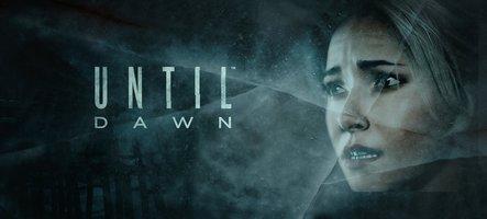 Until Dawn connaît un problème majeur sur le PS Store