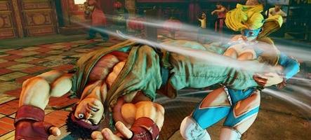 R.Mika intègre le roster de Street Fighter V