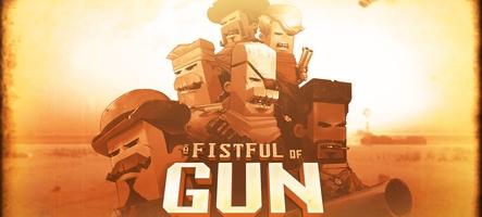 A Fistful of Gun un shooter à la sauce western sacrément épicée