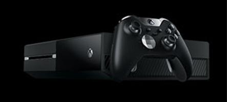 Microsoft annonce un pack Elite Xbox One