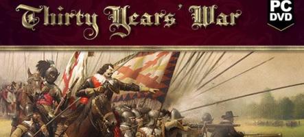 30 Years' War : un jeu de stratégie sur les conflits du XVIIème siècle