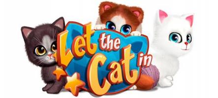 Let the Cat in : Un petit jeu gratuit avec des chats