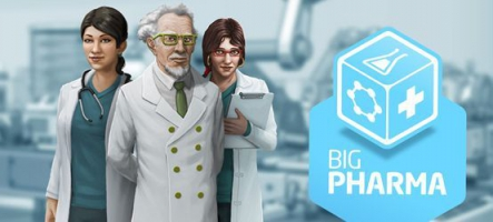 Big Pharma : Sauvez le monde... ou pas
