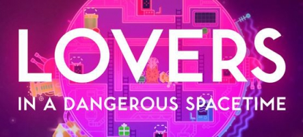 Lovers in a Dangerous Spacetime : sauvez les lapins !